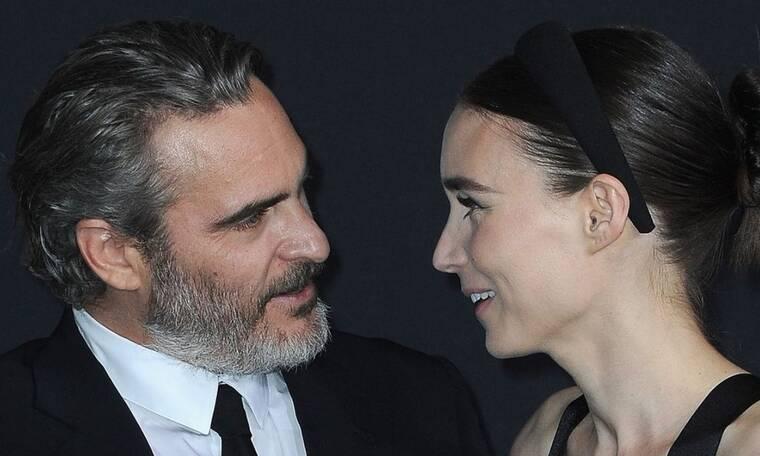 Joaquin Phoenix - Rooney Mara: Απέκτησαν το πρώτο τους παιδί