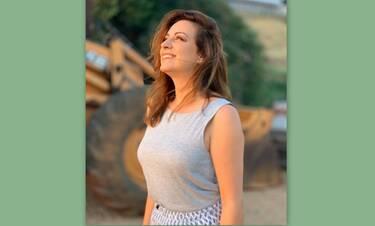 Ευαγγελία Μουμούρη: Δες την πρώτη φορά στα 49 της με μπικίνι