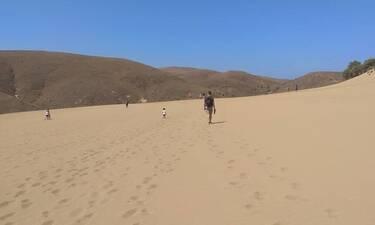 Κι όμως υπάρχει έρημος στην Ελλάδα