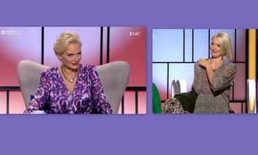 My Style Rocks: Η Φωτιάδη συνάντησε τη Χριστοπούλου δυο χρόνια μετά το GNTM