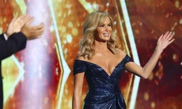 Amanda Holden: Η εκθαμβωτική της εμφάνιση έχει άρωμα Ελλάδας - Όλες οι λεπτομέρειες