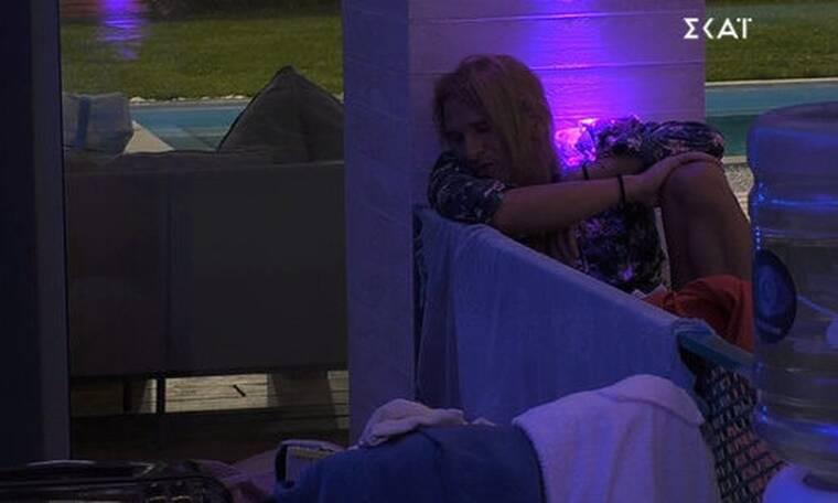 Big Brother: Ο Πυργίδης φλέρταρε την Άννα Μαρία – «Κοιμάσαι σαν άγγελος»