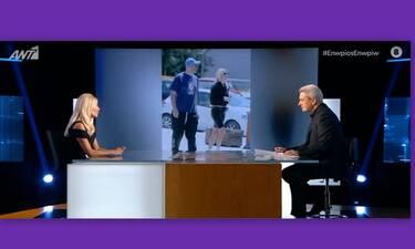 Σκορδά: Μιλά ανοιχτά πρώτη φορά για τον σύντροφό της, Νίκο Ηλιόπουλο