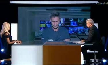 Σκορδά: «Δεν ήθελα να φύγει η Μενεγάκη από την tv. Έκλαιγα…»