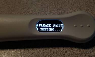 Τα απίστευτα πράγματα που μπορείς να κάνεις με ένα τεστ εγκυμοσύνης