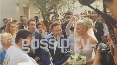 Παναγιώταρου-Γιαννόπουλος:Χώρισαν μετά από δύο χρόνια γάμου