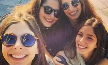 Αγωνία για την Πόπη Τσαπανίδου: «Άραγε πότε θα ξαναδώ τα παιδιά μου;» (pics)