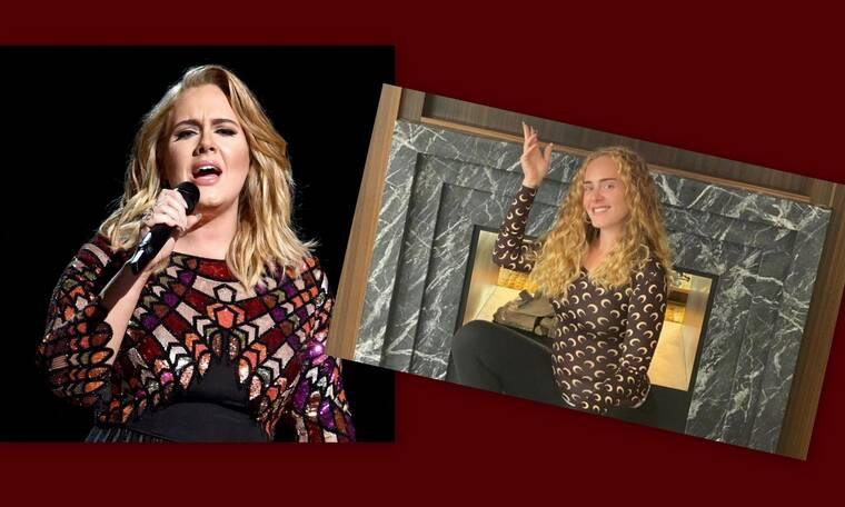 Adele: Αδυνάτισε κι άλλο! Απίστευτη μεταμόρφωση – Δες τη νέα της φωτογραφία