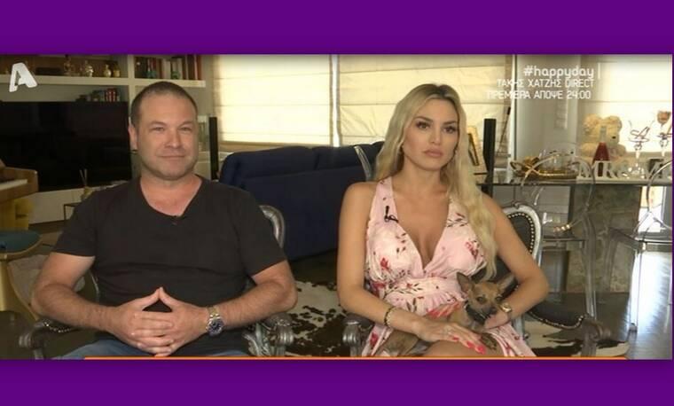Γιαννόπουλος-Παναγιώταρου: Αυτή είναι η τελευταία κοινή συνέντευξη στο σπίτι τους!