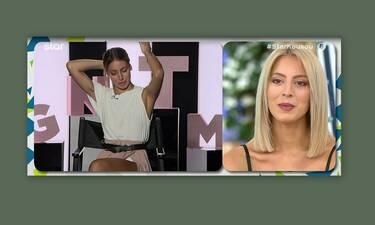 GNTM: Άστραψε και βρόντηξε η Χρύσα κατά της Ρασέλ - Τα «καρφιά» on air!