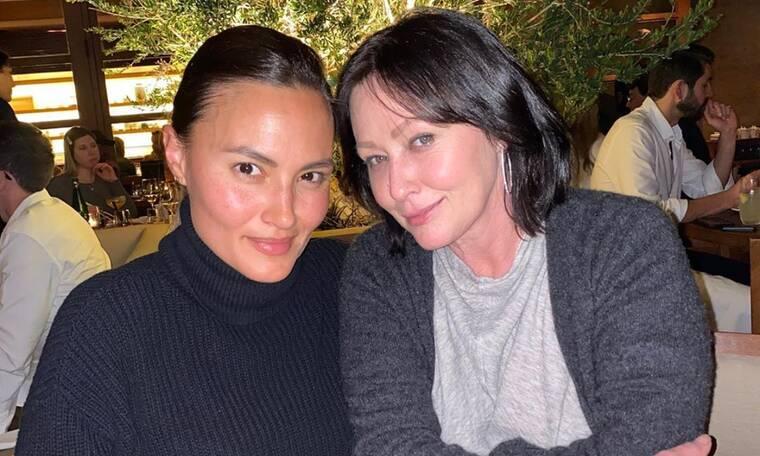 Shannen Doherty- καρκίνος: «Φαίνεται σα να με διαγράφω από τον κόσμο»