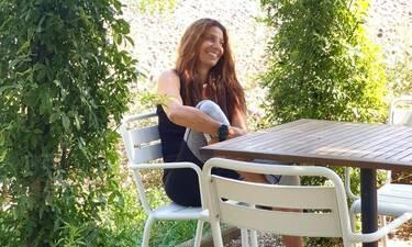 Τσαπανίδου: Οι κόρες της είναι πιστό αντίγραφό της! Ολόιδιες η κούκλα μαμά