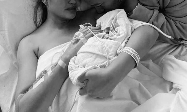 Συντετριμμένοι από τον χαμό του μωρού τους! Το σπαρακτικό μήνυμα (photos)