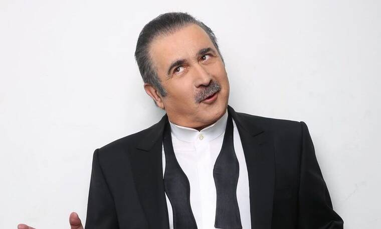 """Λάκης Λαζόπουλος: Προβληματισμένος με τον κορονοϊό - """"Ζούμε σε έναν πόλεμο"""""""