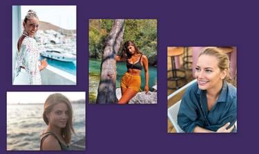 Νέες, ωραίες και πρωταγωνίστριες! Τα λαμπερά κορίτσια της μυθοπλασίας