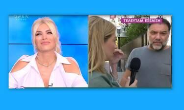 Αρναούτογλου: Η νέα ατάκα για την αποχώρηση της Κουτσελίνη από την εκπομπή του