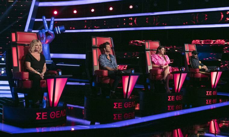 The Voice: Η 4η blind audition αυτή την Κυριακή