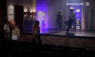 The Bachelor: Αναστατώθηκαν όταν άναψαν τα φώτα και τον είδαν μπροστά τους