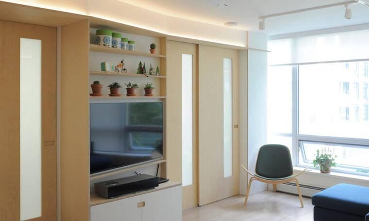 Πώς να κάνεις το διαμέρισμα σου να μοιάζει μεγαλύτερο