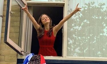 Eurovision: Η Στεφανία Λυμπεράκη αποκαλύπτει λεπτομέρειες για τη συμμετοχή της