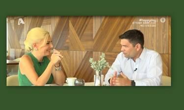 Ντίνος Σιωμόπουλος: Δεν φαντάζεστε τι αποκάλυψε για την προσωπική του ζωή