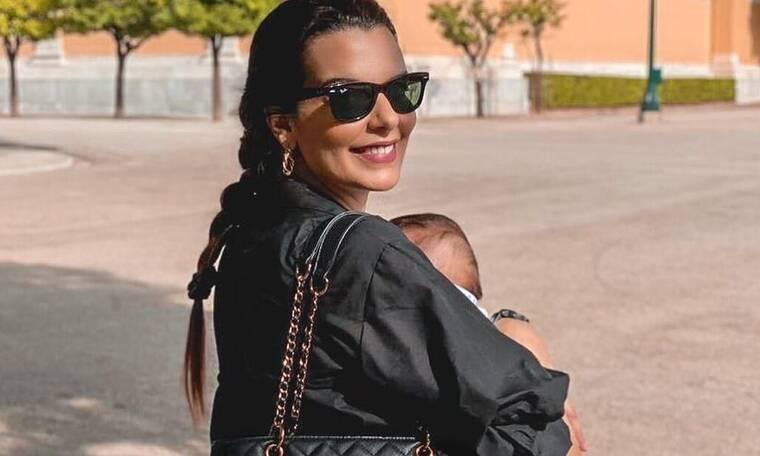 Νικολέτα Ράλλη: Για πρώτη φορά αποκάλυψε πώς ανακάλυψε ότι είναι έγκυος