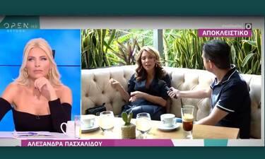 Αλεξάνδρα Πασχαλίδου: «Η Μελίνα βρέθηκε με δυο άνεργους γονείς…»