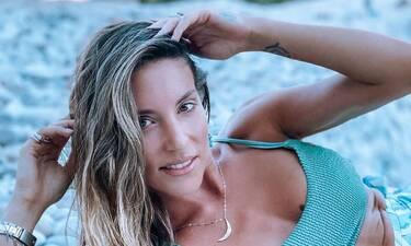 Αθηνά Οικονομάκου: Για πρώτη φορά οι αδημοσίευτες φωτό από τον γάμο της