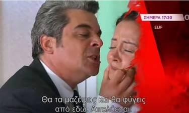 Elif: Ο Ταρίκ καβγαδίζει με τη Βιλντάν και εκείνη τον απειλεί!