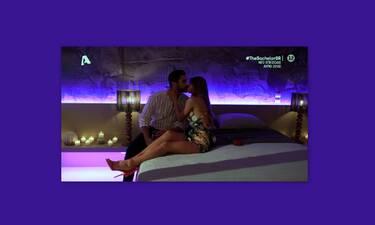 The Bachelor: Τολμηρές σκηνές για Παναγιώτη - Μαρίνα στην κρεβατοκάμαρα!