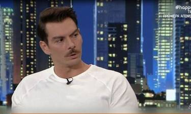 Γιάννης Κουκουράκης: Αποκάλυψε γιατί δεν θέλει να παντρευτεί ποτέ!