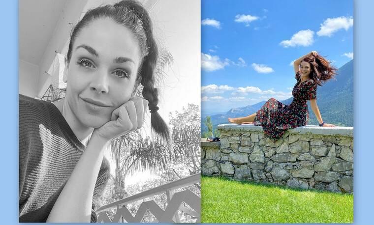 Τριανταφυλλίδου:Κάνει pole dancing και θα εκπλαγείς με τις αναλογίες της