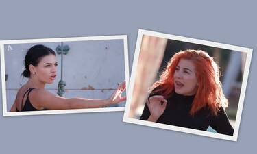 The Bachelor: Αντζελίνα-Νικολέττα: Έντονος καβγάς μπροστά στον Παναγιώτη!