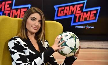 Μαρία Καζαριάν στο ΟΠΑΠ GAME Time: «Ανεβασμένη η Εθνική Ομάδα με τον Φαν'τ Σ