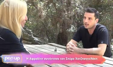 Χατζηαγγελάκης: Αποκαλύπτει την πρόταση που δέχτηκε από τηλεοπτική εκπομπή
