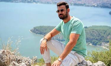 Νίκος Πολυδερόπουλος: «Βαριέμαι να κάνω τα ίδια πράγματα στη ζωή μου»