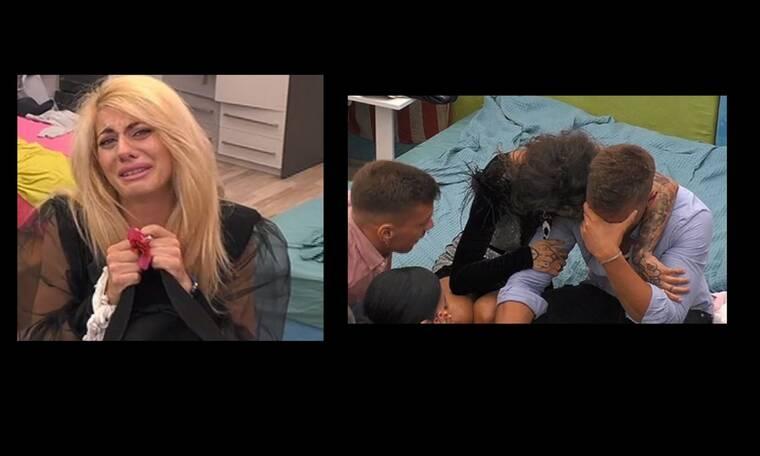 Big Brother: Η μυστική αποστολή έφερε εντάσεις και κλάματα (Pics-Vid)
