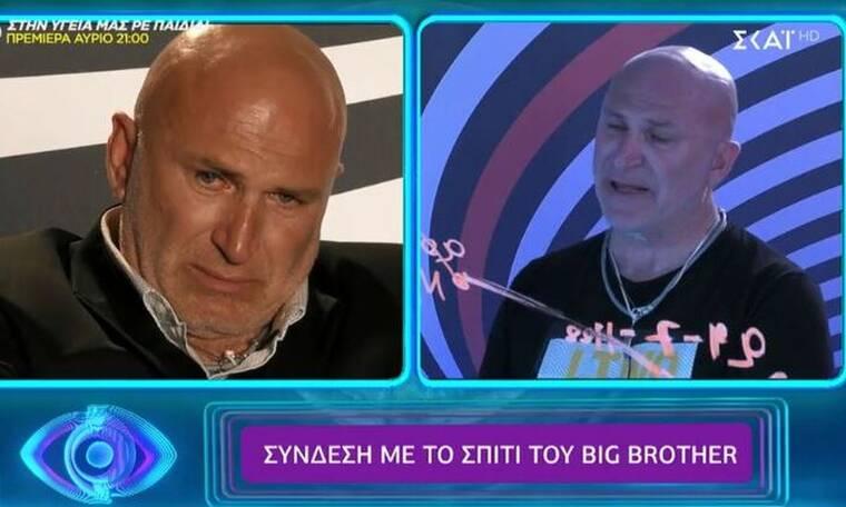 Big Brother:Λύγισε ο αντιδήμαρχος-Οι δυσκολίες και οι θάνατοι που τον συγκλόνισαν