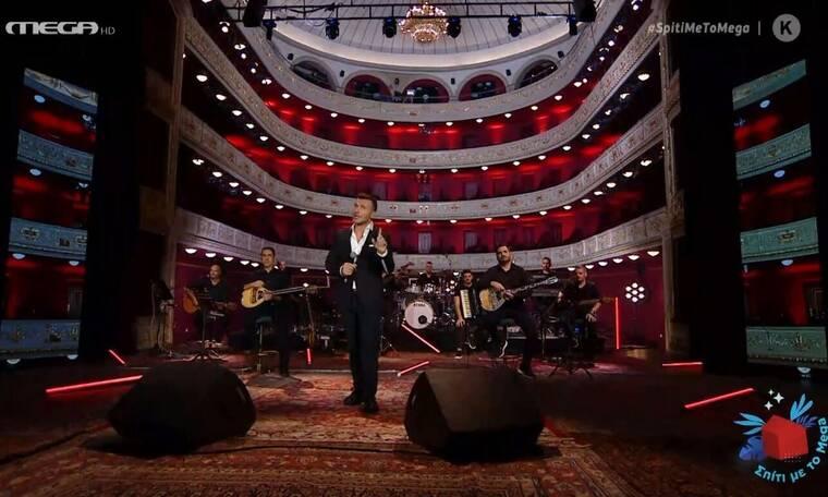 Σπίτι με το MEGA: Έκανε πρεμιέρα με τον Γιάννη Πλούταρχο (Video)