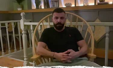 Big Brother: Ο Αντώνης Αλεξανδρίδης μιλά για πρώτη φορά σε κάμερα για το χυδαίο σχόλιο (vid)