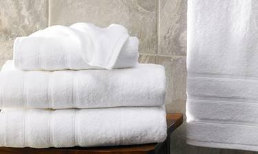 Κάθε πότε πρέπει να πλένετε τις πετσέτες σας