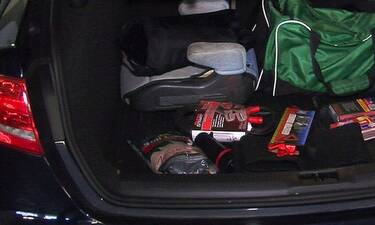10 πράγματα που δεν πρέπει ποτέ να βγάλετε από το αυτοκίνητό σας