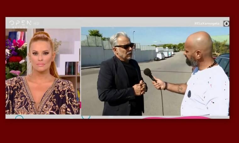 Χριστόπουλος: Για πρώτη φορά αποκαλύπτει: «Είχα συμφωνήσει να κάνω το Bachelor»