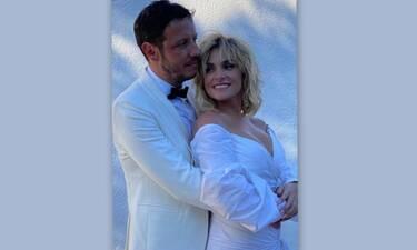 Ζουγανέλη γάμος: Όλες οι λεπτομέρειες για το υπέροχο νυφικό της