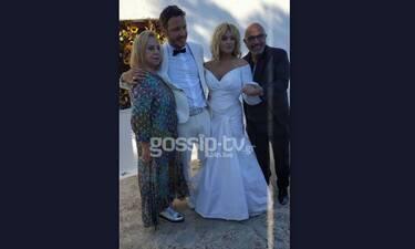 Ζουγανέλη γάμος: Τι ψιθύρισε ο Γιάννης Ζουγανέλης στο αυτί του γαμπρού;