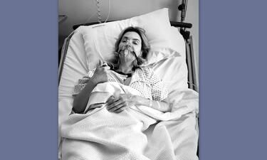 Στο νοσοκομείο η Χριστίνα Αλούπη - Τι της συνέβη;