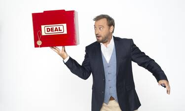 O Φερεντίνος και το Deal στην κορυφή της τηλεθέασης
