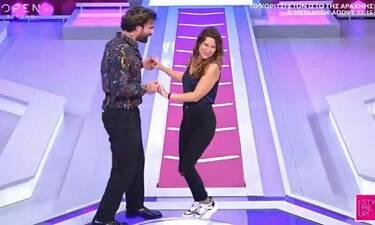 Style me up: Ο Δημήτρης Αλεξάνδρου έδειξε τις χορευτικές του ικανότητες!