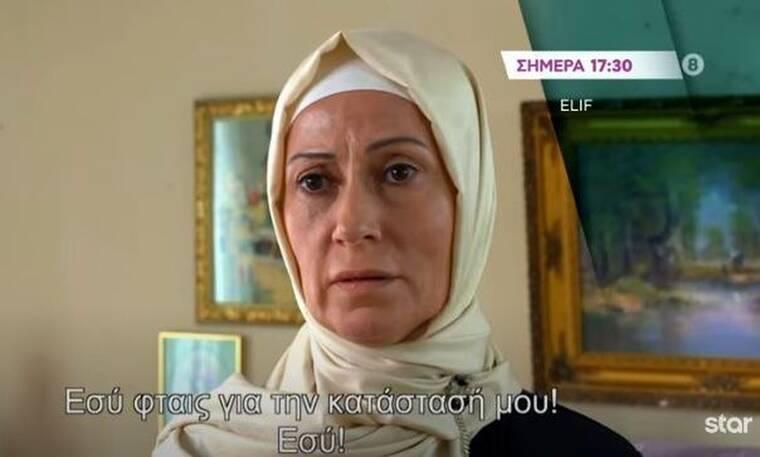 Elif: Η Παρλά μισεί τη Ρεϊχάν και λέει φριχτά πράγματα για εκείνη