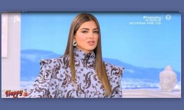 Σταματίνα Τσιμτσιλή: Η τηλεοπτική είδηση on air που θα συζητηθεί!